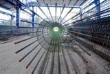 Prefabrykacja stali kosze zbrojeniowe Sośnica 2