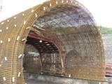 Stal zbrojeniowa Jagdbergtunnel 1